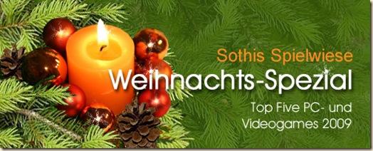 Sothis Spielwiese Weihnachtsspezial