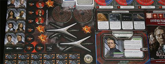 Battlestar Galactica Brettspiel