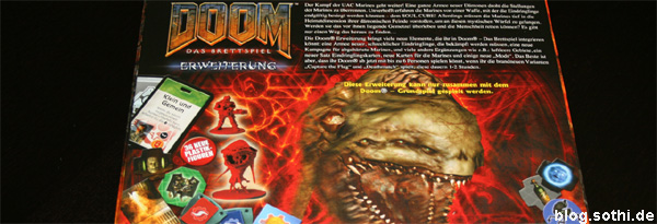 Doom - Das Brettspiel Expansion