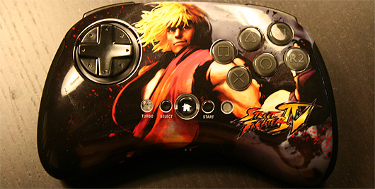 Street Fighter 4 Fightpad