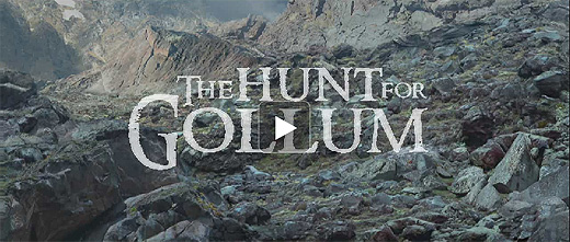 Hunt For Gollum