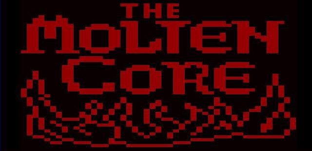 Molten Core Demake