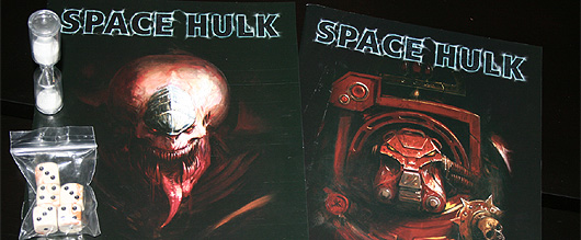 Space Hulk 2009 Brettspiel