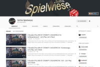 Sothis Spielwiese - YouTube-Kanal